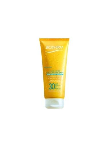 Biotherm Biotherm Fluide Solaire Wet Or Dry Skin SPF30 Melting Sun Fluid 200 Ml Renksiz